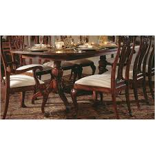 American Drew Cherry Grove Dining Room Set 792 744 American Drew Furniture Pedestal Dining Table