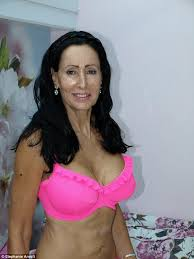 56 year old ebony women stephanie arnott is a 58 year old grandmother who says she looks 35
