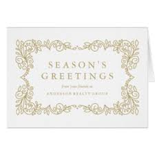 Holiday Business Cards Corporate Holiday Greeting Cards Zazzle