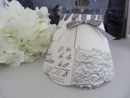 abat jour romantique chambre petit abat tissu écriture style romantique decor in idées conseils