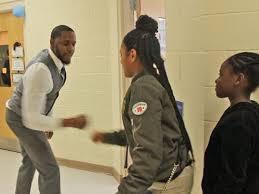 black friday deals for teachers teacher has different handshake for each student in charlotte