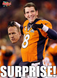 Peyton Superbowl Meme - the few good things to come from super bowl xlviii sports with woody