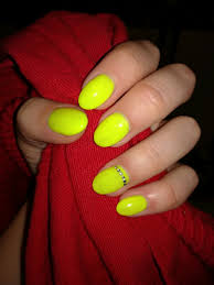 Favourite Color Neon Nails For Me My Favourite Color Love Nails Pinterest