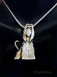 afghan hound collars uk cher el afghan hound este collar hecho a la orden está conformada