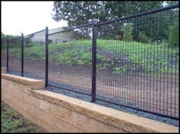 jerith patriot onramental wire fence by discount fence supply inc