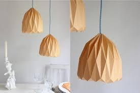 Wohnzimmer Lampe Anleitung Trendige Origami Lampe Zum Selber Machen Dekotopia
