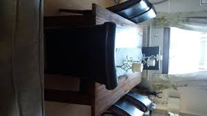 Dining Room Furniture Glasgow Dining Table And Chairs Second Hand Household Furniture Buy And