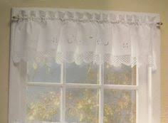 Crochet Valance Curtains Image Detail For Hand Crochet Lace Valance Curtain White