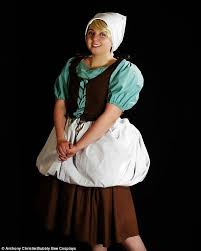 woman creates cinderella costume transforms pauper