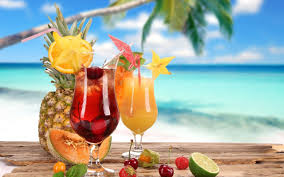 alcoholic drinks wallpaper tropical cocktail wallpapers pictures images