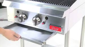 Nisbets by Thor Char Broilers From Nisbets Australia Youtube