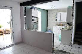 ouverture cuisine salon ouverture mur cuisine salon ouverture mur cuisine salon 3