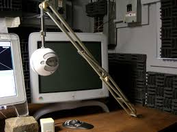 Microphone Desk Arm Professional Studio Boom For Microphone 7 Steps With Pictures