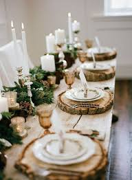 Table Decoration For Christmas Ideas by Best 25 Christmas Tables Ideas On Pinterest Christmas