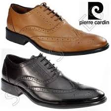 wedding shoes mens mens cardin leather shoes italian formal office brogue