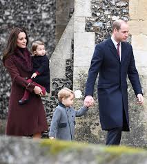 St Mark S Church Berkshire How William And Kate Spent Christmas Morning Emirates 24 7