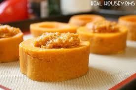 mini sweet potato casserole easy thanksgiving side dish