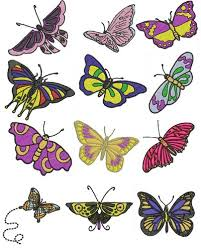 butterfly machine embroidery designs embroidery patterns