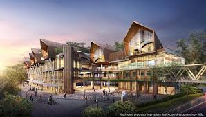 Azura Home Design Forum by Design Of Geylang Serai New Civic Centre To Feature The