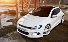 volkswagen scirocco r modified cars page 19