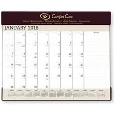 promosandlogos com desk calendars