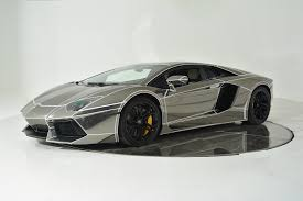 yellow lamborghini aventador for sale inspired chrome lamborghini aventador for sale gtspirit