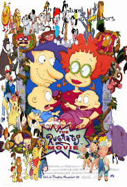 rugrats image pooh u0027s adventures of the rugrats movie poster by