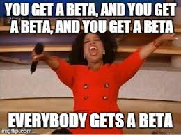 Ios Meme - how it feels getting a new windows 10 build and ios 9 beta imgflip