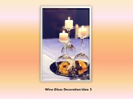 Wine Glass Decorating Ideas 5 Diy Wine Glass Decoration Ideas