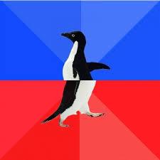 Meme Penguin - socially awkward awesome penguin meme generator imgflip