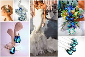 Peacock Themed Wedding Peacock Theme Wedding