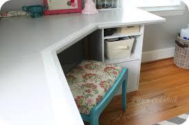 Corner Craft Desk Corner Craft Desk Plans Quilting Pinterest Craft Desk Desk