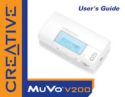 creative mp3 player muvo v200 pdf user u0027s manual free download