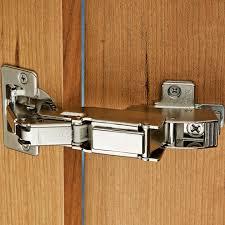 170 degree cabinet hinge 170 snap close clip top frameless inset hinge