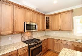 wonderful modern farmhouse kitchen cream granite countertop wall