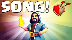 clash of clans wizard song clash of clans track 7 10 new album