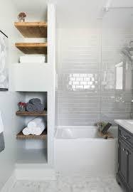 bathroom cupboard ideas creative shelving ideas diy bathroom contemporary with wood shelf
