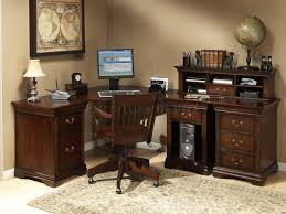 Realspace Magellan L Shaped Desk by Living Category Attractive Living Room Rugs Small Desk Hutch