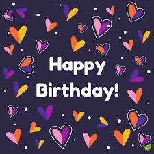 Happy 39th Birthday Wishes Happy Birthday Wishes For Your Whatsapp Status Update Salonseven Ru