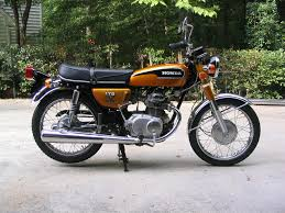 honda cb175 moto machina pinterest honda motorbikes and