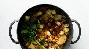 cuisine stock vegetable stock recipe bon appetit
