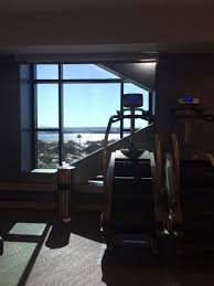 Manchester Grand Hyatt San Diego Map by Staying Fit In San Diego The Manchester Grand Hyatt Gym U2014 The Fit