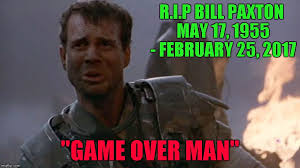 Game Over Meme - another great actor gone imgflip
