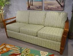 rattan sleeper sofa rattan sleeper sofa with rattan sleeper sofas