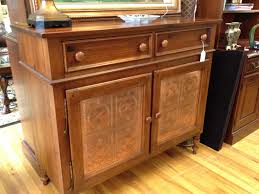 dining room buffet as a significant additional detail custom