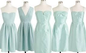 cool dresses mint green bridesmaid dresses inspiration preview