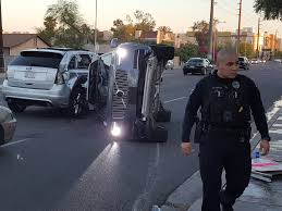Speed Limit In Blind Intersection Uber Self Driving Car Was Hit While Driving Through A Yellow Light