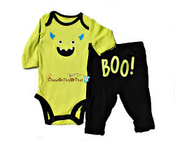 baby halloween onesies mike inspired monster costume from monster inc green onesie and