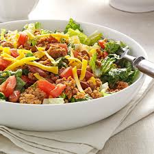 Example Of Main Dish Menu Main Dish Salad Recipes Taste Of Home