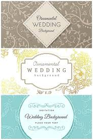 how to design invitation card in photoshop standard invitation card size photoshop ornamental wedding retro